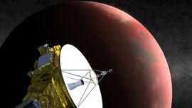 Pesawat Pemburu Pluto Mencari Planet Baru
