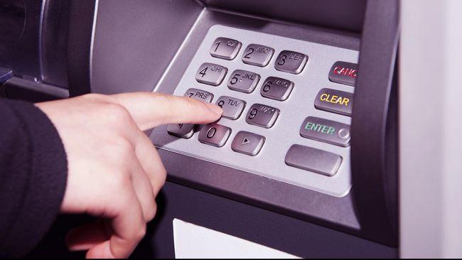 Studi: Keypad ATM 'Transfer' Mikroba ke Manusia