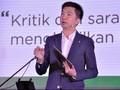 CEO Tokopedia Sikapi Netral Penunjukkan Jack Ma