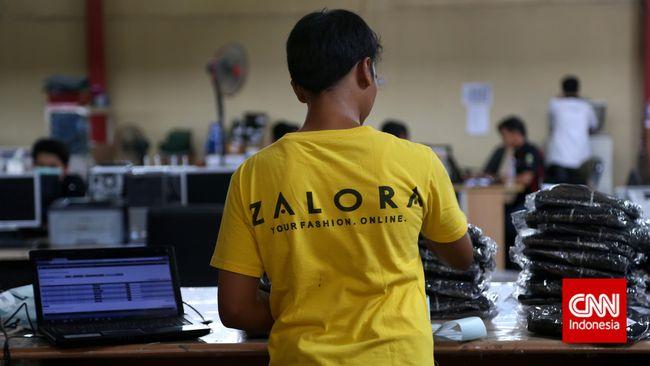Jokowi Ingin Bisnis Online Indonesia Jadi Pemain Kelas Dunia