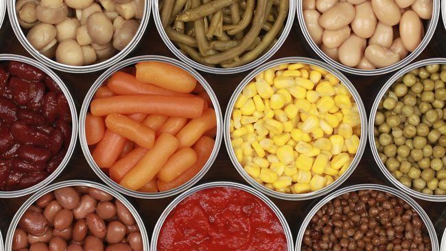 Kadar Gila BPA dalam Makanan Kaleng