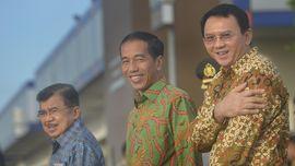 Ahok Serahkan Keputusan Izin Reklamasi ke Jokowi