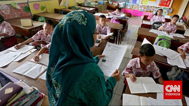 Sertifikasi Guru Tak Jamin Peningkatan Mutu