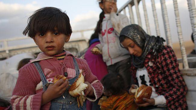 ISIS Culik 400 Warga Sipil Kota Deir al-Zor di Suriah