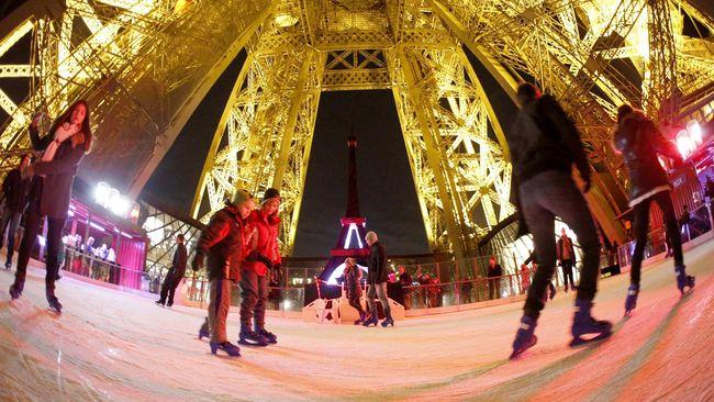 Kisah Cincin dalam Balutan Dedaunan di Paris