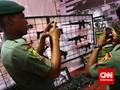 Bisnis Senjata Dunia Naik, Indonesia Masih di Level Minimum