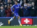 Hazard Pemain Terbaik Liga Inggris versi PFA
