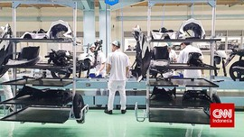 Pabrik Motor di Indonesia Siap Produksi Ventilator