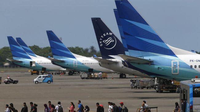 Bidik Turis China, Garuda Buka Penerbangan Denpasar-Guangzhou