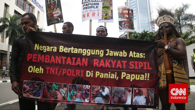 Wiranto Rancang Mekanisme Nonyudisial untuk Konflik Papua