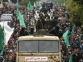 Pamerkan Tank Beroda, Hamas Dicemooh