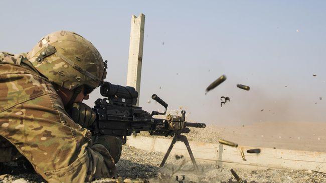 Pasukan Koalisi AS Terus Desak ISIS di Raqqa