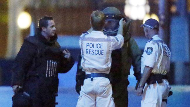 Australia Mungkin Batasi Waktu Penahanan Tersangka Terorisme