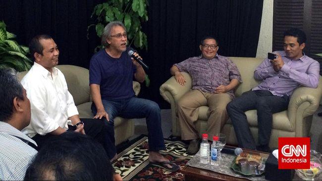 Menteri Marwan Akui Transmigrasi Picu Adanya Konflik