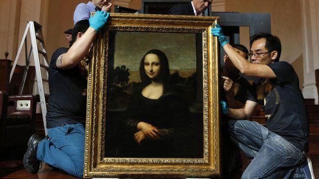 Studi Ungkap Makna di Balik Senyum Lukisan Mona Lisa