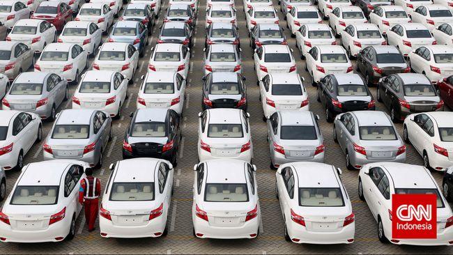 Penjualan Mobil Nasional Jeblok, Honda Masih Positif