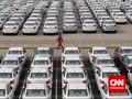 Penjualan Mobil Naik 5 Persen di Kuartal I
