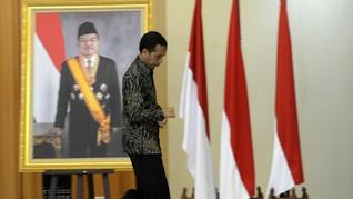 Jokowi Kritik Pencitraan Indonesia di Dunia Internasional