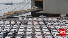 Gaikindo: Produsen Mobil di Indonesia Cuma Jago Kandang