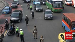Sudirman-Kuningan Terlarang Motor, Polisi Minta Masukan Warga