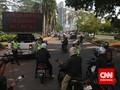 Memecah Kemacetan, Larang Motor Hingga Kenaikan Tarif Parkir