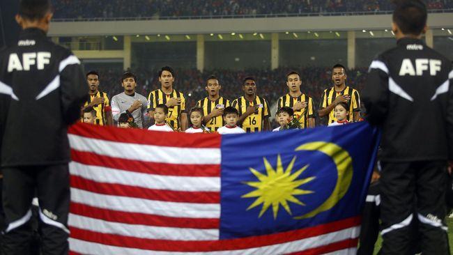 Insiden Meludah, Pemain Timnas Malaysia Bisa Dipulangkan