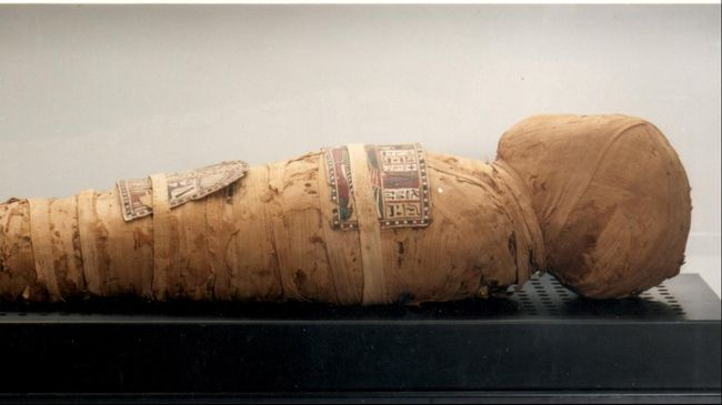 Misteri Pemakaman Sejuta Mumi di Mesir