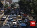 Sempat Ditutup, Jalan Merdeka Barat Sudah Boleh Dilintasi