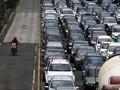 Ahok Ingin Seluruh Jalan Protokol di Jakarta Bebas Motor
