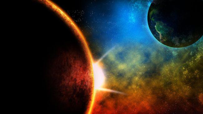 Saking Panasnya, Tak Ada Kehidupan di Planet Mirip Mars