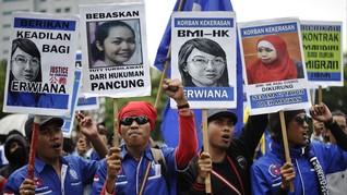 Kebijakan Migrasi Pekerja Dinilai Picu Pelanggaran HAM Buruh