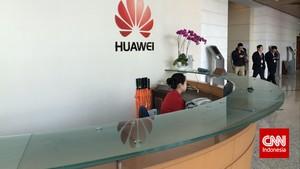Curhat Huawei Soal Perang Dagang AS-China