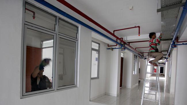 Fasilitas Penjaminan Kredit Infrastruktur Bagi BUMN Disiapkan