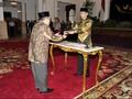 Temui PBNU, Jokowi Bahas Bahaya Terorisme
