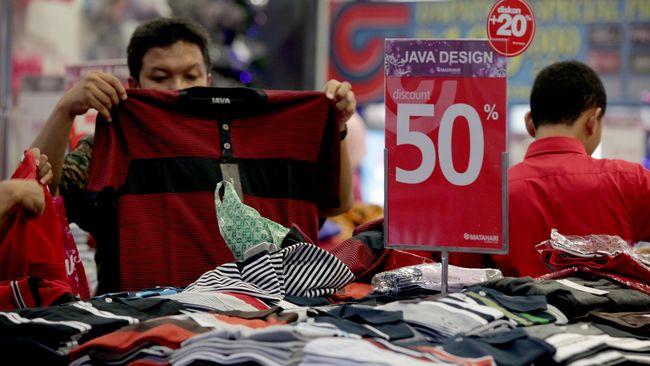 Bidik Rp 14,3 Triliun, Jakarta Great Sale Digelar 6 Juni