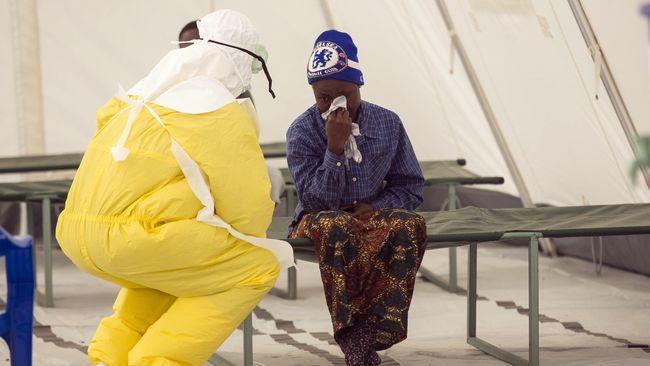 Ribuan Korban Selamat Ebola Hadapi Sakit Parah dan Kebutaan