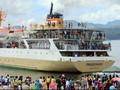 Pesiar Laut 'Intim' dengan Kapal Pelni