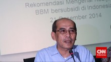 Faisal Basri Sebut Jantung Ekonomi Indonesia Lemah