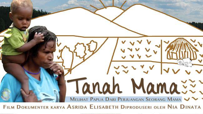 'Tanah Mama', Potret Perjuangan Perempuan di Tanah Papua