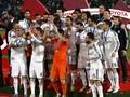 Rekor Impresif Real Madrid di 5 Liga Besar Eropa