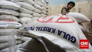 Pemerintah Keluarkan Izin Impor Gula Konsumsi 100 Ribu Ton