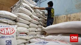 Badan Ketahanan Pangan Ajukan Impor Gula Pasir 130 Ribu Ton