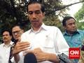 Jokowi Redam Gejolak Ekonomi Awal Tahun dengan Infrastruktur