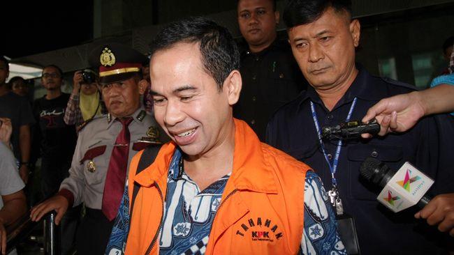 KPK Fokus Dalami Kasus Pencucian Duit Wawan