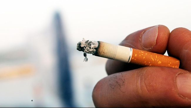 Anak Berayah Perokok Punya Potensi Idap Asma