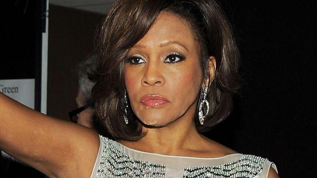 Lebih Intim dengan Pribadi Whitney Houston