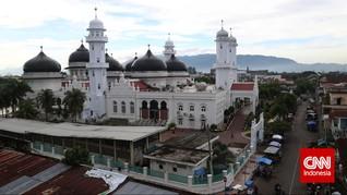 Abu Dhabi Lirik Tiga Proyek Infrastruktur di Aceh
