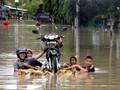 Banjir, Ribuan Warga Aceh Barat Mengungsi