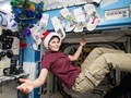 Astronaut di Antariksa ikut Rayakan Natal