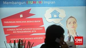 BTN Yakin Pelonggaran Uang Muka Rumah Angkat Sektor Properti